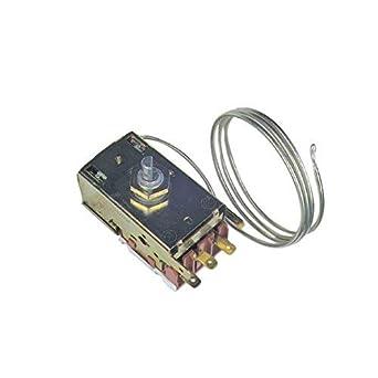 Termostato k59-l2684 de h1346 Ranco kühlther mostat para frigoríficos-congeladores de 3 estrellas con eingeschäumten Evaporador, con automática abtauung: ...