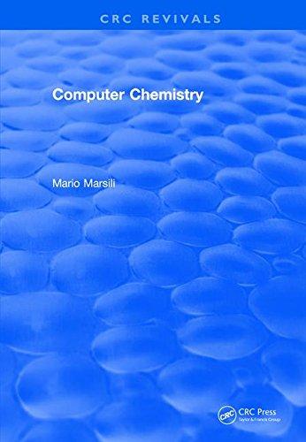 Revival: Computer Chemistry (1989) (CRC Press Revivals)
