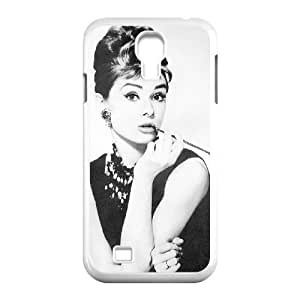 Audrey Hepburn Pattern Custom Case for SamSung Galaxy S4 I9500, Personalized Audrey Hepburn Pattern Case