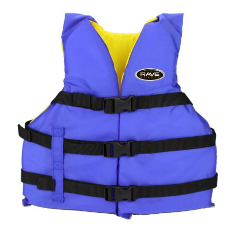 Best Rave Infant Life Vests - Rave Adult Nylon Personal Floatation Device
