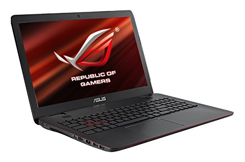 "ASUS ROG GL551VW-DS51 15.6"" Gaming Laptop i5-6300HQ Skylake 8GB RAM 1TB HDD GTX960M- Buy Online in El Salvador at elsalvador.desertcart.com. ProductId : 24625257."