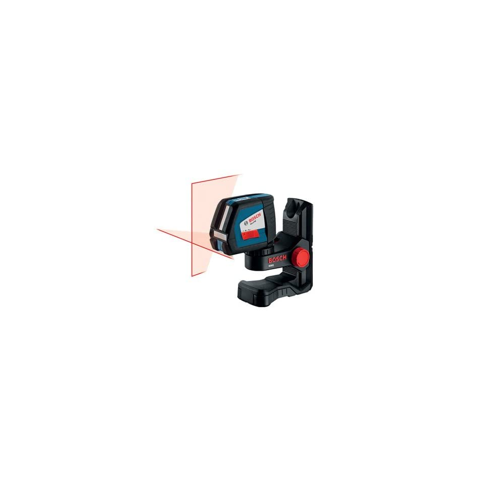 Factory Reconditioned Bosch GLL2 50 RT Self Leveling Crossline Laser w/ Pulse
