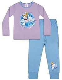 Disney Cinderella 'The Glass Slipper' Girls Pyjamas 4-8 Years