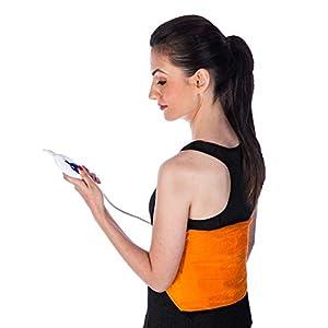 Activeheat Electrical Surgical Heating Belt – Extra Large, Orange