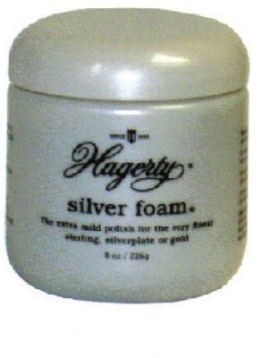 Hagerty Silver Foams
