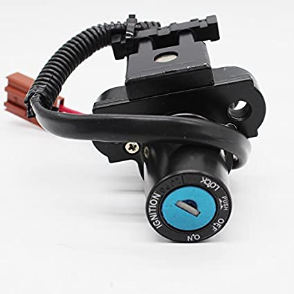 amazon com fxcnc racing motorcycle 2 wire ignition switch with keys 2004 honda 600rr fxcnc racing motorcycle 2 wire ignition switch with keys for honda cbr600rr 2007 2013,