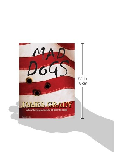 Amazon Mad Dogs 9781400153183 James Grady William Dufris Books