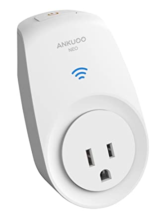 Ankuoo Neo Wi Fi Smart Switch With Home Automation App For Iphone