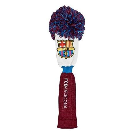 Barcelona FC pompón Fairway Madera para palos de golf ...