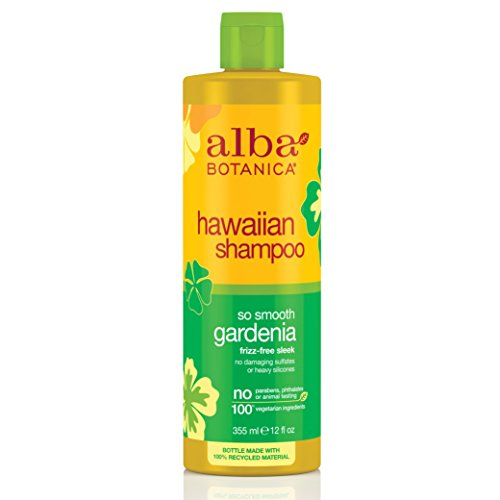 - Alba Botanica So Smooth Gardenia Hawaiian Shampoo, 12 Ounce Bottles (Pack of 2)