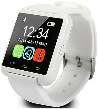 Smart Watch Smartwatch teléfono U8 Bluetooth Reloj Inteligente ...