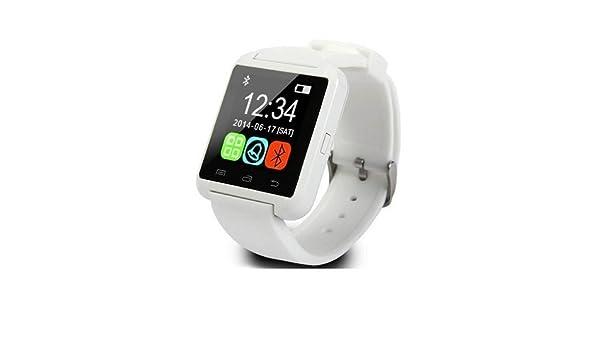 Smart Watch Smartwatch teléfono U8 Bluetooth Reloj inteligente para Huawei P8 lite, P8, Mate S, Mate 7, Mate 8, G8, Y625, G630, P9, P9 Lite, P9 Plus, ...