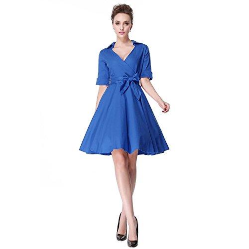 40s 50s dress styles - 3