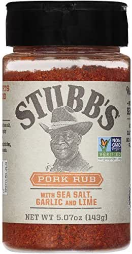 Herbs & Spices: Stubb's Pork Rub