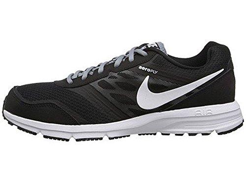 Nike Men's Air Relentless 4 Black/magnet Grey/white 15 D - Medium