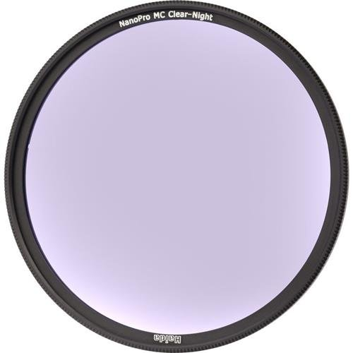 Haida 82mm Clear-Night Filter NanoPro MC Light Pollution Reduction for Sky / Star 82