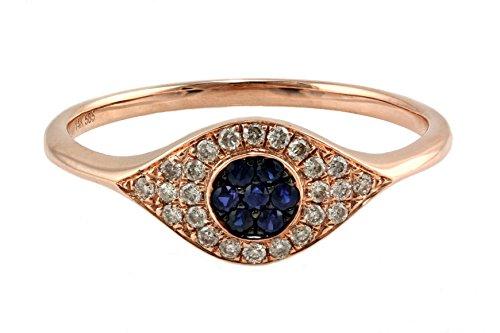 025ct-Pav-Sapphire-Diamonds-14K-Gold-Evil-Eye-Statement-Ring
