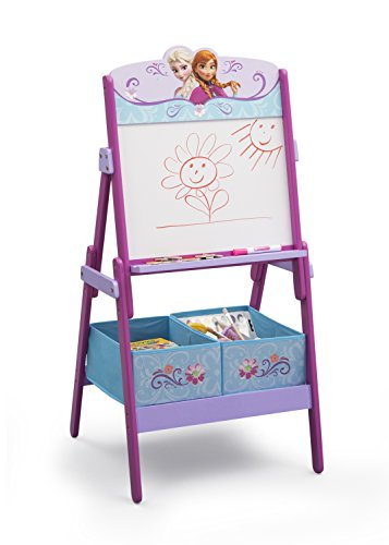 Disney Frozen Activity Easel with Dry Erase Board and Magnet
