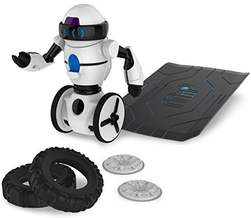 WowWee MiP Special Stunt Edition Robot Exclusive - Bonus Features Included