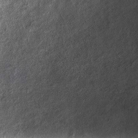 BATHROOMITALSTYLE Receveur de douche en r/ésine 100x70 cm anthracite