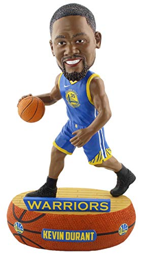 Forever Collectibles Kevin Durant Golden State Warriors Baller Special Edition Bobblehead