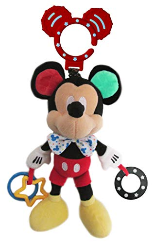 Baby Mickey Mouse (Disney Baby Mickey Mouse On The Go Pull Down Activity Toy,)