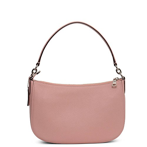 Chelsea Womens COACH Pebble Crossbody Peony Sv E1fZpzwq
