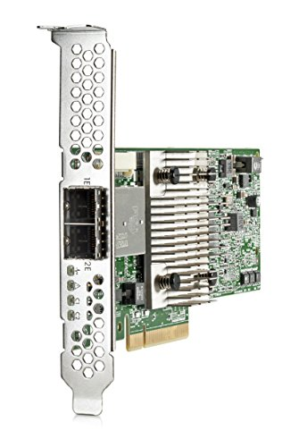 HP H241 Smart Host Bus Adapter Storage Controller Plug-In Card Low Profile (726911-B21) by HP