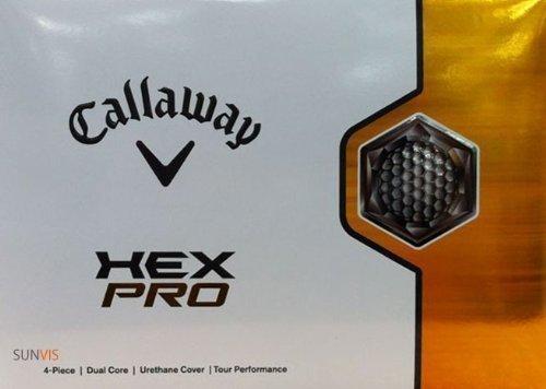 Callaway HEX PRO Golf Balls 12 Pack BNIB by Callaway