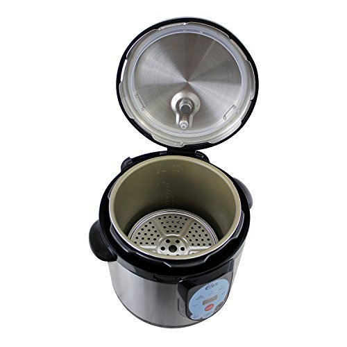 41x8tKPnUPL - CAREY DPC-9SS Smart Pressure Canner & Cooker
