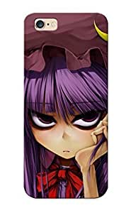 iphone 6 (4.7) Case, Premium Protective Case With Awesome Look - Patchouli Knowledge Touhou Project(gift For Christmas)