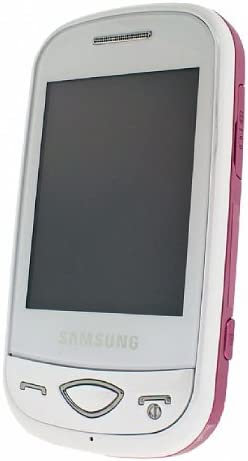 B003E2DTOK Samsung B3410 Corby Plus Unlocked Quad-Band Phone with Camera, Bluetooth, FM Radio and microSD Slot--International Version with Warranty (Pink) 41x8ufyk7eL.
