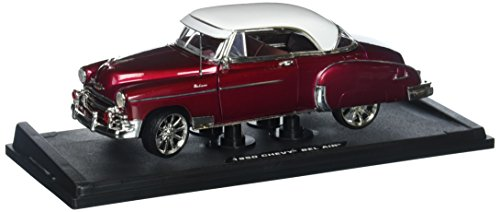 Motormax 1:18 1950 Chevrolet Bel Air Vehicle, (1950 Chevrolet Bel Air Vehicle)
