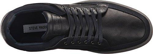 Steve Madden Mens Gasper Moda Sneaker Marina