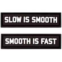Slow is Smooth. Smooth is Fast. PATCH SET For Combat Flip Flops Floperators