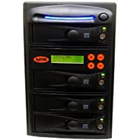SySTOR 1:3 SATA Hard Disk Drive / Solid State Drive (HDD/SSD) Clone Duplicator/Sanitizer (SYS103HS)