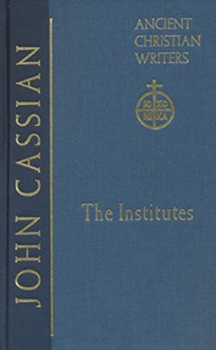 The Institutes, translated and annotated by Boniface Ramsey