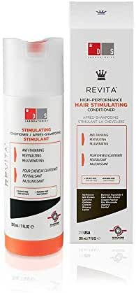 Revita Hair Growth Stimulating Conditioner 205ml for Men and Women - Conditioner For Strong, Fuller Hair