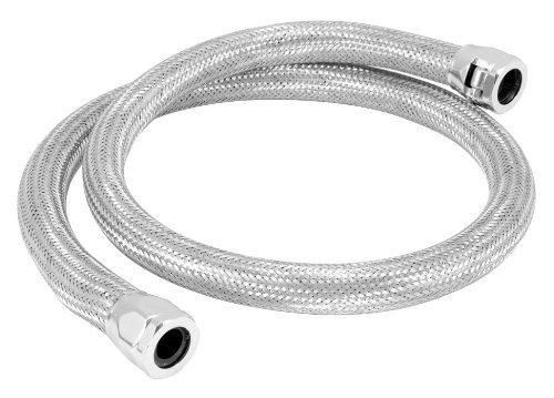 Spectre Performance (39698) 5/8 x 4' Stainless Steel Flex Heater Hose Kit, Model: 39698, Outdoor&Repair Store by Hardware & Outdoor