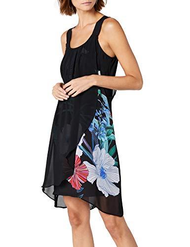 black godofredo 2000 Desigual Nero Vestito Vest Donna UPOgPw