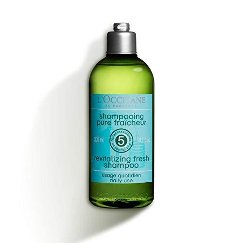 (L'Occitane Aromachologie Revitalizing Fresh Shampoo, 10.1 Fl. Oz.)