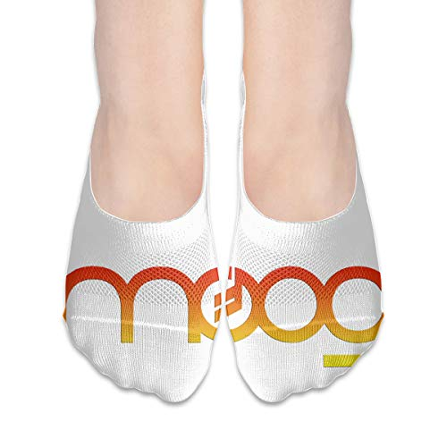 XCFBD Moog Synth Best Comfy Casual Low Socks For Women