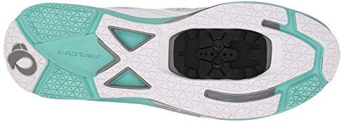 Pearl Izumi Kvinnor W X-motorbränsle Iv Cykling Sko Aqua Mint