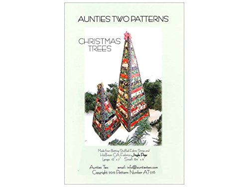 Christmas Trees Pattern (Christmas Tree Quilt)