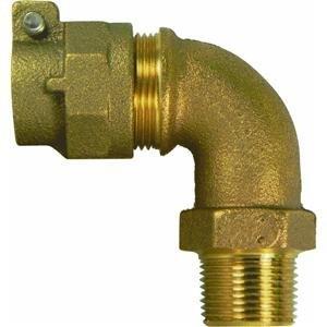 AY McDonald 4779M-22 CTS Polyethylene Tubing Connector (CTS x M.I.P.) ()