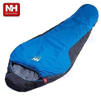 nh15s013-d NatureHike portátil Multifuntional ultraligero Mini nailon saco de dormir impermeable transpirable Mummy forma Camping viaje senderismo: ...