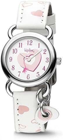 Kipling Flower Girl's Quartz Watch