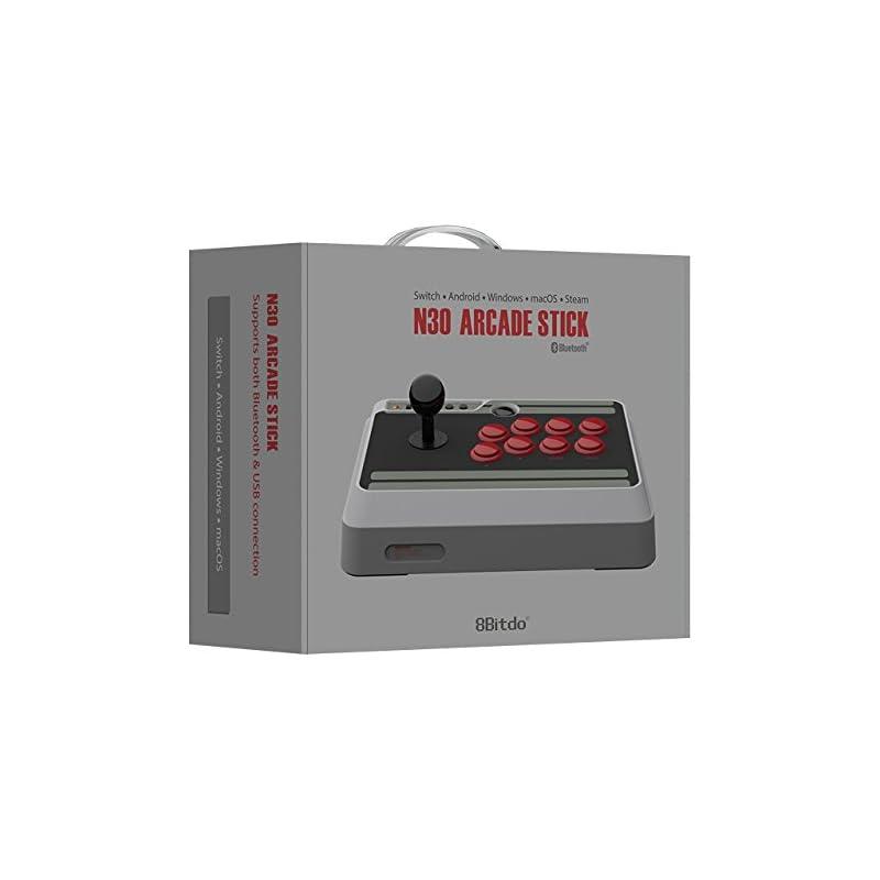 8Bitdo N30 Arcade Stick / Fight Stick fo