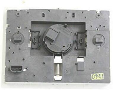 Iycorish Interruptor de L/áMpara de Luz de Lectura de C/úPula Gris de Coche para Po-Lo 9N 2002-2010 6Q0959613A
