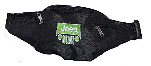 Jeep Bauchtasche Gürteltasche Hüfttasche